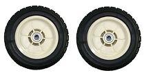 HONDA Lawn Mower FRONT Wheel Set (2)  HR194 HR195 HR  HRA 214 215 216 HRM HRS 21