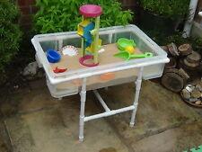 Kids Sabbia e Acqua Gioco Tavola ETC Play TAVOLA GIARDINO INDOOR / OUTDOOR sandplay TOY