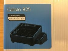 Plantronics Calisto 820 2-in-1 Conference USB Speakerphone for PC & Mobile