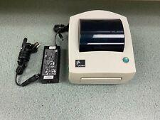 Zebra LP2844 USB Direct Thermal Barcode Label Printer