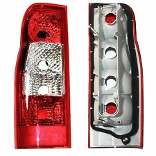 REAR LAMP LIGHT LENS FORD TRANSIT MK7 2006-2013 LEFT HAND NEAR PASSENGER SIDE