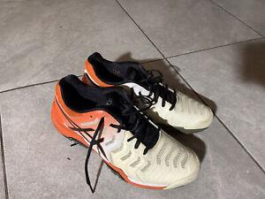 ASICS Gel Resolution 7 Tennis Shoes E701Y Mens Size 9.5