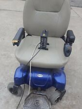 Merits Regal P310 Motorized Electric Power Wheelchair 20 X 20 Captain Seat