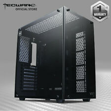 Tecware VXR, Dual Chamber Tempered Glass ATX Mid Tower Case Gaming Computer Case