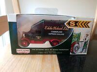 LLEDO DAYS GONE DG052023 Eddie Stobart Morris Parcel Van Model BOXED