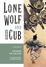 NEW - Lone Wolf and Cub 8: Chains of Death by Kazuo Koike; Goseki Kojima