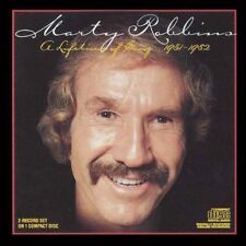 Marty Robbins - A Lifetime Of Song (1951-1982) - CD