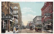 Wabasha Street St Paul Minnesota Photostint Card Detroit Publishing Co 1908