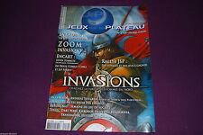JEUX SUR UN PLATEAU JSP-MAG - Mensuel Jeux de Société 34 Février 2007 - Neuf