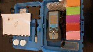 Hach SL1000 Portable Parallel Analyzer multi meter deluxe kit + pH probe in case