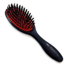 Denman D82M Medium Grooming Brush with Natural Boar Bristle