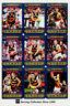 2010 AFL Teamcoach Trading Card Prize Card Team Set Brisbane (11)