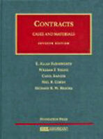 Contracts Cases and Materials  - by Farnsworth