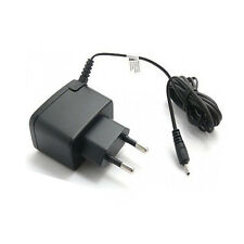 Mains Wall EU Charger Small Pin For Nokia: 1200, 1208, 1209, 1650, 1680 Classic
