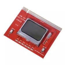 LCD PCI PC COMPUTER Analizzatore Tester Diagnostica Scheda-UK Venditore