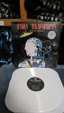 NIK TURNER Life in Space White Vinyl  ex-Hawkwind Simon House Master of Universe