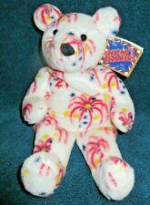 Salvino's Bammers SAMMY SOSA #21 Beanie Baby Plush - 4th of July - 1999