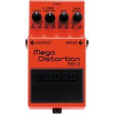 Boss Guitar Distortion & Overdrive Pedals