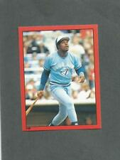 1982 O-Pee-Chee Baseball Sticker John Mayberry #248 Toronto Blue Jays *MINT