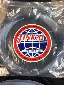 Jinkai Monofiliment leader - BLUE  - 100 yd. Coil - 150 lb. Test - 1.17 mm Dia.