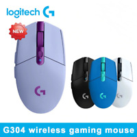 Genuine Logitech G304 Gaming Wireless Mouse 12000DPI HERO Optical Sensor 2.4G