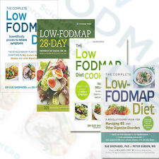 Dr. Sue Shepherd Collection 4 Books Set (The Complete Low-FODMAP Diet and more)