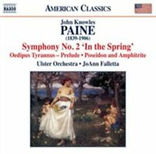 "Paine: Symphony No. 2 ""In the Spring"" (CD, Mar-2015, Naxos (Distributor))"