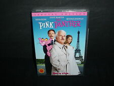 The Pink Panther DVD Video Movie Widescreen New Steve Martin Kevin Kline