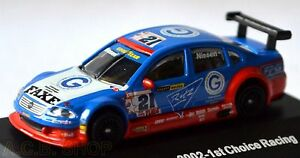 Audi A6 Nitec V8 Stars 2002 #21 Kris Nissen - Faxe 1:87 Schuco