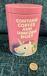 Jolly Awesome Coffee and Unicorn Dust Canister – BNIP