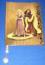 Disn Princesse Conte Designer Collection Raiponce & Gothel Authenic Journal