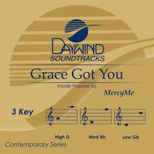 Mercy Me - Grace Got You -  Accompaniment / Performance Track - New
