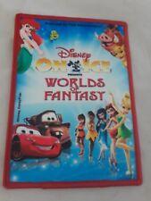 Disney's On Ice Worlds of Fantasy Cars Simba Pumva Ariel Little Mermaid Fairies