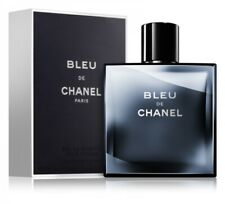 CHANEL BLEU DE CHANEL 100 ml Eau de Toilette Spray NEU OVP