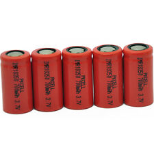5pcs IMR 18350 Li-Ion High Drain Batteries For Vape Mod and Toy PK Cell