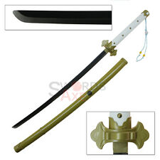 Carbon Steel Gold White Touken Ranbu Japanese Anime Kogitsunemaru Katana Sword