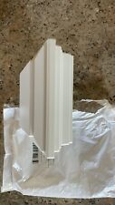 "Trex Fence Deck Post Cap 4""x4"" Vinyl Railing Top Replacement Deck White. *NEW*"