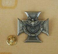 Zollgrenzschutz Adler EK Iron Cross Military Militaria Pin Anstecker Badge # 319