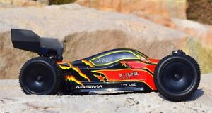 Absima 12222 Buggy AB3.4 4WD Ready To Run 1:10 FAST RTR Hobby RC Car