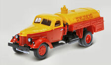 Zis 150/TZM-150 Fuel Tanker On Chassis Z.150 (Moscow) 1:43 Model DIP MODELS
