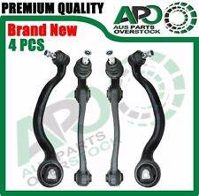 4PCS Set Front Lower Control Arms  Ball Joints For BMW X5 E70 X6 E71 E72 2007-ON