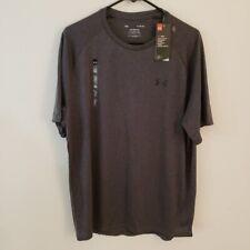 *Minor Defect* Under Armour Men's Tech 2.0 Short Sleeve T-Shirt, Heather, Xl