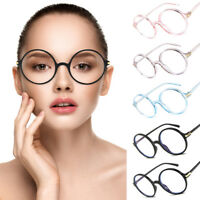 Fashion Women's Ladies Transparent Lens Glasses Frame Glasses Simple Retro