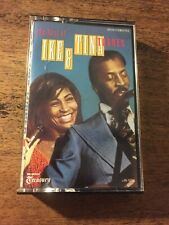 Ike & Tina Turner The Best of  cassette