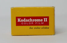 Kodachrome II Color Film