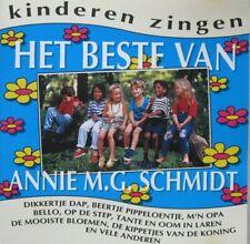 KINDEREN ZINGEN HET BESTE VAN ANNIE M.G.SCHMIDT  - CD