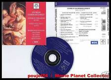 """HAMMERSCHMIDT """"Sacred Vocal Suites"""" (CD) Hennig 1998"""