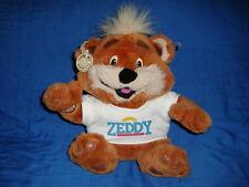"""Zellers Teddy Bear ZEDDY Plush 13"""""""