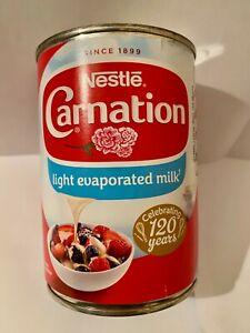 Nestle- Carnation light evaporation milk (410g)