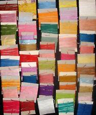 Hilos de bordar DMC efectos de luz elige tus propios colores ** Free P /& P **